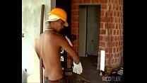 Brasileiros gays transando em uma construção - www.arquivogls.com