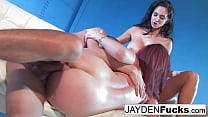 Jayden Jaymes And Ava Addams Threesome Fucking