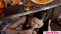 Cousin Blowing Me Under Thanksgiving Table - My Family Pies S5:E3 Preview
