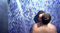 Adám & Melani shower sex part 1 Éden Hotel Vorschaubild