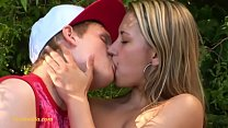 16591 sweet teen couple just turned 18 years young preview