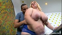 Plump Pornstar Nikky Wilder Gets Fucked on Pool Table in Bar