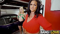 Gabbie Carter, Kailani Kai MILF and Teen Fuck Car Man thumbnail
