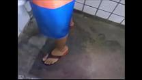 Sacanagem no banheiro publico