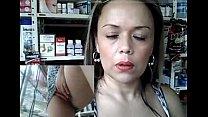 Horny milf working and masturbating at the pharmacy part 13 - getmyCam.com Vorschaubild