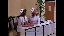 Sexy hospital nurses have a sex treatment /99dates