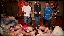 GAYWIRE - Feeding College Frat Pledges DoughNUTS On Haze Him!