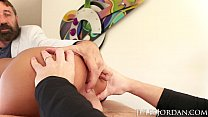 Sex vedioa & Adriana Chechik Double Anal Creampie! Watch Her Play Anal Pong With Balls In Her ASS. thumbnail