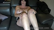 Screenshot Big Tits Amazon  MILF Sherri Stunns Behind the unns Behind the S