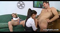 I want this teen pussy Tati And Taylor 1 93 - Download mp4 XXX porn videos