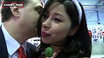 Andrea Diprè for HER - Bunny Mexican girl MVI 0725