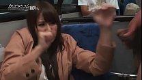痴漢路線バス ~居眠り厳禁中出しの旅~ 牧野絵里缩略图