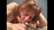 Hairy Granny Gets Her Pussy Filled With Young Dick • sweet girl pron thumbnail
