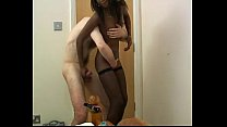 british ebony escort carmen fucks in hotel room Thumbnail