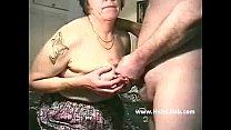 Amateur flick of older couple