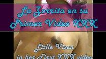 Primer video XXX de Zorrita Thumbnail