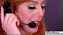 (Lauren Phillips) Round Big Boobs Office Girl L... thumb