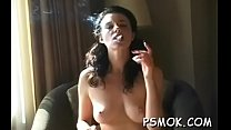 Breasty doxy pussy play