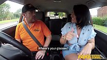 Fake Driving School Candi Kayne returns just fo...
