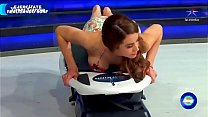 Yanet Garcia Tetotas en Bikini y Nalgotas en Short HOY