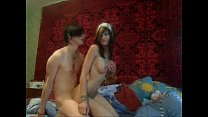young amateur couple