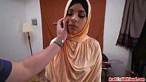 Arabian prostitute gets secretly tapes while ri...