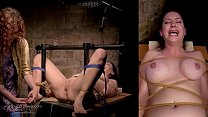 Tindra Tied and Tickled