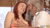 10557 DADDY4K. Guy and his old daddy team up to punish slutty girlfriend preview