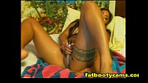 Curvy Asian Squirting up a storm - fatbootycams.com