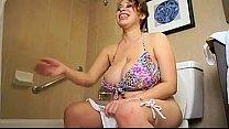 deutsch Cute latina bbw takes cock mehr auf der... thumb