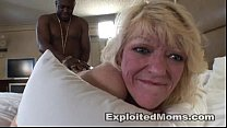 Blonde Amateur Mom gets Fucked Hard in Black Cock Video