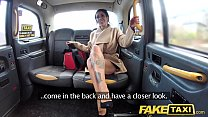 13243 Fake Taxi Tattoos big juicy tits and long sexy legs gets anal preview