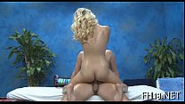 Sexy hot chick fucks and sucks preview image
