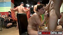 03 Milfs take loads in the face at secret sex party 12