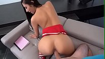 Cheerleader  gets fucked brutally - SC Rosexhall