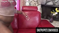 Smut Puppet - Sweet Ebony Sluts Going Down on Fat Cocks Compilation Part 18