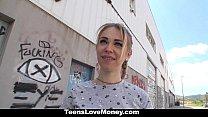 TeensLoveMoney - Teen Will Fuck For Money preview image