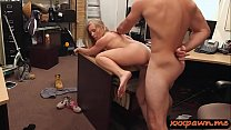 Tight blonde biatch rammed by pawn dude thumb