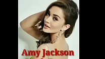 Actress Amy Jackson boobs press's Thumb