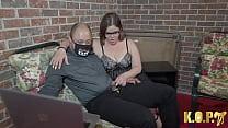 MILF In Sexy Lingerie Fuck Her Teacher Mandie M