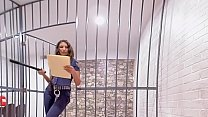 VRBangers.com August Ames Get fucked hard in prison thumbnail