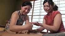 Koike Nao Beauty Shop Women Cock Massaging Men