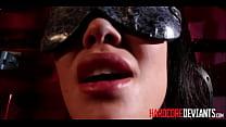 Hot Thick Asian MILF Big Tits London Keyes Rough Sex BDSM Bondage Orgasms Repeatedly