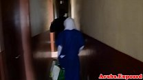 12827 Hijab wearing arab gets throatfucked preview