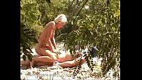 Naked Beach Massage And Cock Riding