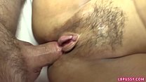 Post-Op Ladyboy Tom Fucked Bareback