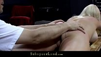 Blonde big natural titts and big butts used Image
