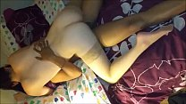 Squirting Chick Riding a BBC