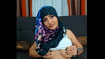 16886 Maleena a muslim Hijabite shows off her Nice tits and Big fat ass for her followers on a Fuck site to celebrate her Birthday  - More on 366Sex.com preview