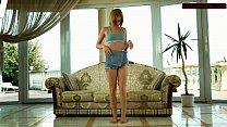Hot teen Alexa confims virginity Preview